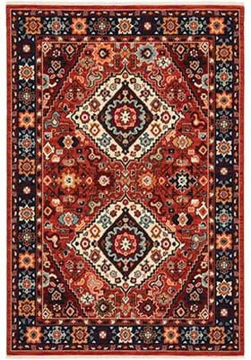 Oriental Weavers 2061V Red