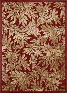 Nourison GIL19 Red