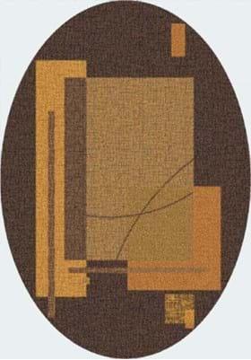 Milliken Fairmont 7435 Brown Leather 626