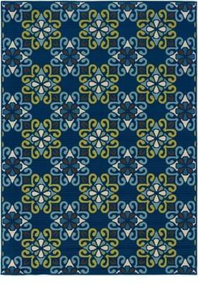 Oriental Weavers 3331L Blue