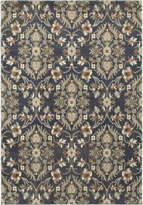 Oriental Weavers 6548S Blue Brown