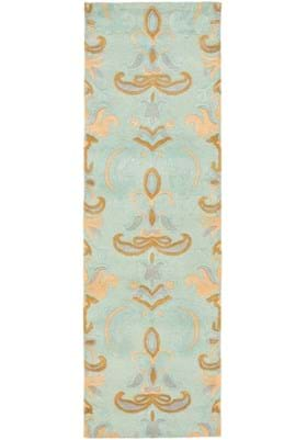 Safavieh SOH215A Light Blue Multi