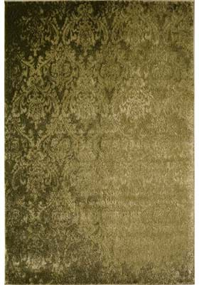 Rugs America 7927A Green Damask