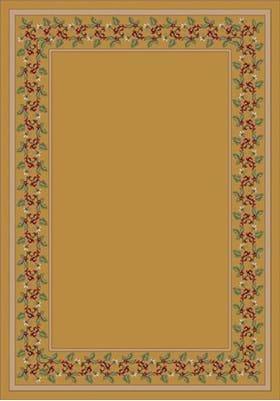 Milliken Wildberry 8483 Pale Topaz 4216