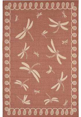 Trans Ocean Dragonfly 179174 Terracotta