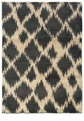 Oriental Weavers 1330Y Ivory Brown
