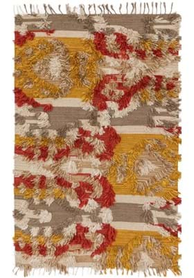 Loloi Rugs FD-02 Camel Sunset