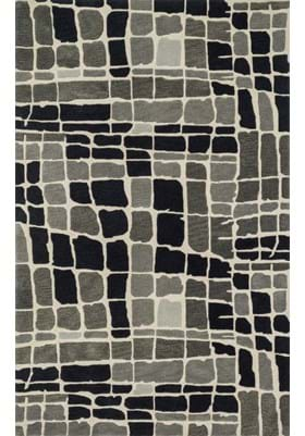 Loloi Rugs NV-01 Grey Black