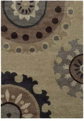 Oriental Weavers 4926J Beige Midnight