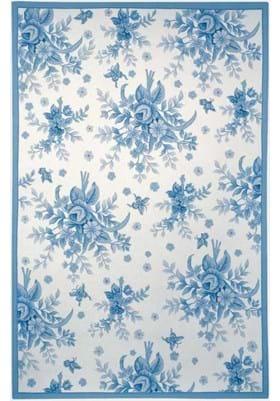 Safavieh HK250A Ivory Blue