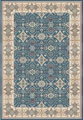 Dynamic Rugs 1998 551 Dark Blue