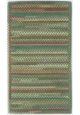 Capel Sherwood Forest Dark Green CrossSewn Rectangle