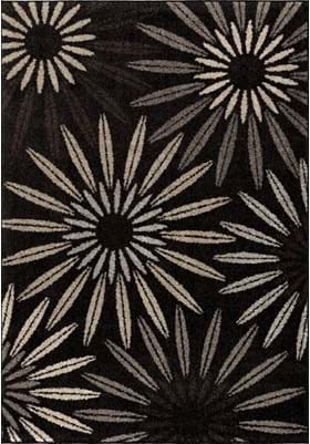 Orian Rugs Halley 4305 Black