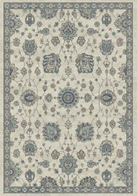 Dynamic Rugs 95052 6242 Ivory Blue