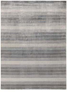Nourison AUR01 Silver Shadow