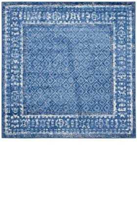 Safavieh ADR110F Light Blue Dark Blue