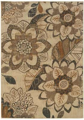 Oriental Weavers 3953 Ivory Grey