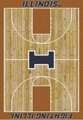 Milliken University of Illinois Home Court 1113