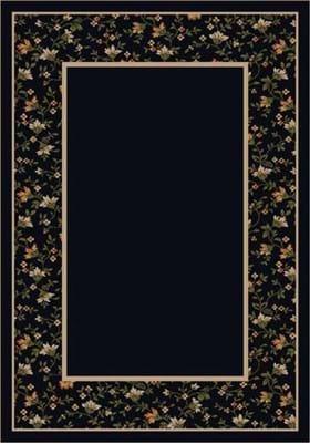 Milliken Garden Glory 8471 Onyx 13006