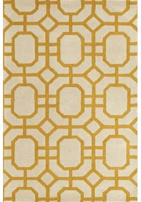 Dynamic Rugs 5599 707 Yellow Ivory