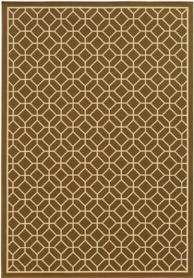Oriental Weavers 4771L Brown Ivory
