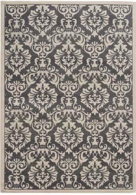 Oriental Weavers 530K Charcoal Ivory