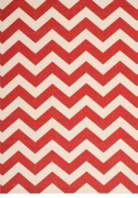 Safavieh CY6244-248 Red Beige