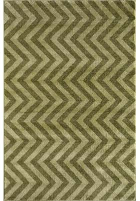 Rugs America 8496A Green Linen