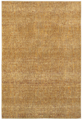 Oriental Weavers 8033R Gold Yellow