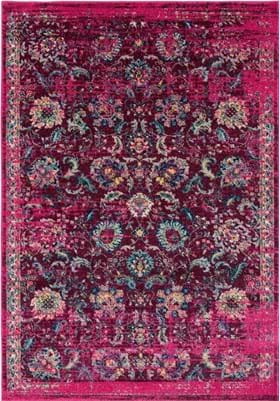 United Weavers 713-211 81 Magenta