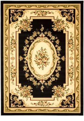 Safavieh LNH-218 A Black Ivory