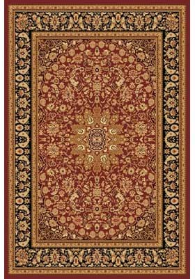Dynamic Rugs 2800 330 Red Red
