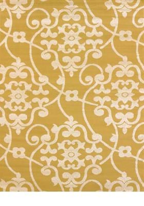 United Weavers 970-20511 Jardin Harvest Gold