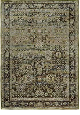Oriental Weavers 7125C Green