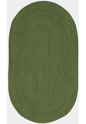 Capel Manteo Deep Green Oval
