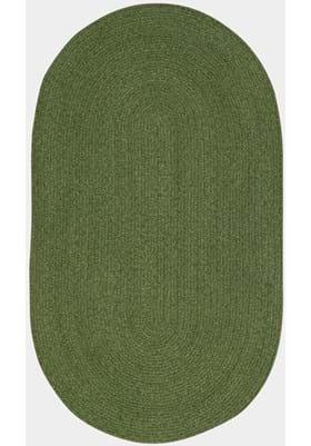 Capel Manteo Deep Green Oval