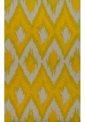 United Weavers Zina 1510-205 12 Yellow