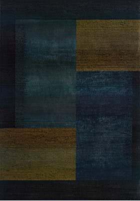 Oriental Weavers 1092L Blue Gold