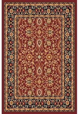 Dynamic Rugs 2803 390 Red Black