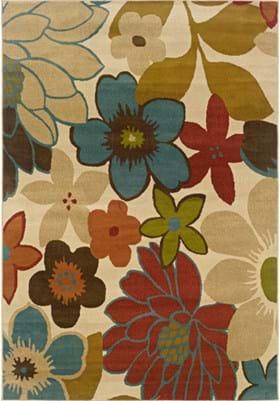 Oriental Weavers 2040A Multi