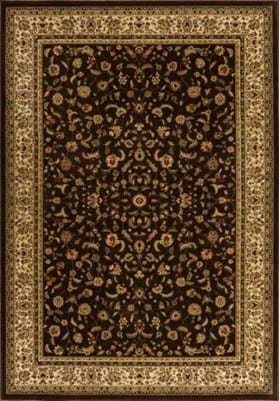 Central Oriental American Sarouk 4341 Brown