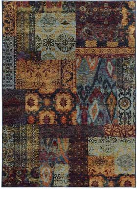 Oriental Weavers 7137A Multi