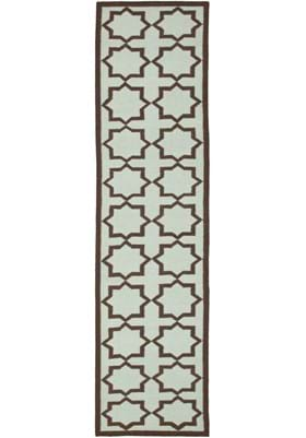 Safavieh DHU549A Light Blue Ivory