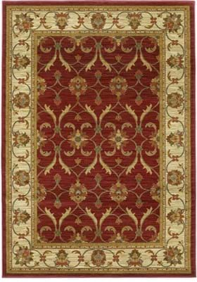KAS Agra 5468 Red Ivory