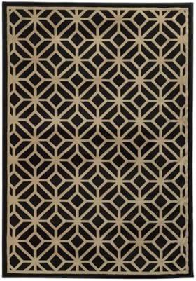 Oriental Weavers 5188E Black Beige