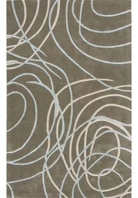 Rugs America 4645C Horizon Gray