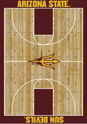Milliken Arizona State Home Court 1014