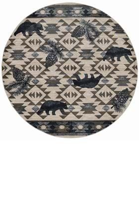 KAS Montana 5634 Ivory Blue