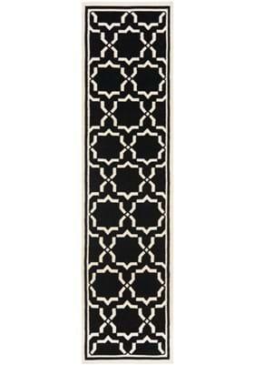 Safavieh DHU545L Black Ivory