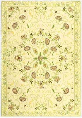 Safavieh HK330B Ivory Green